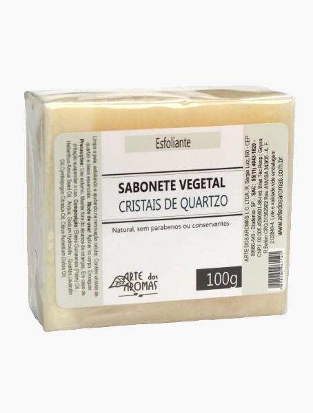 sabonete esfoliante