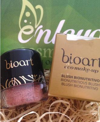 blush bronze bioart