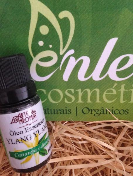 óleo essencial ylang ylang