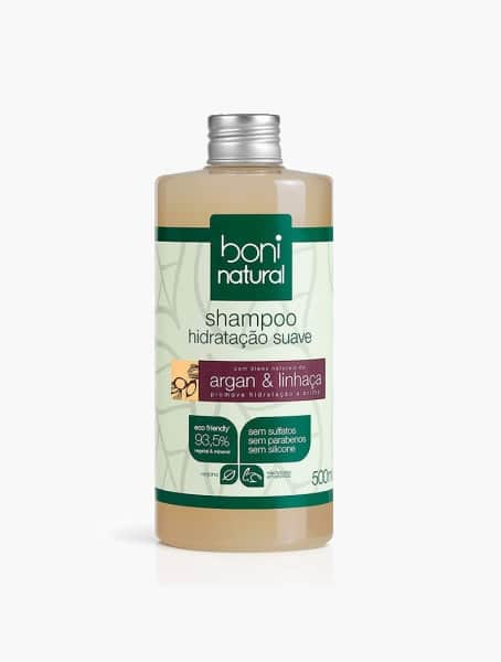 Shampoo Boni Natural