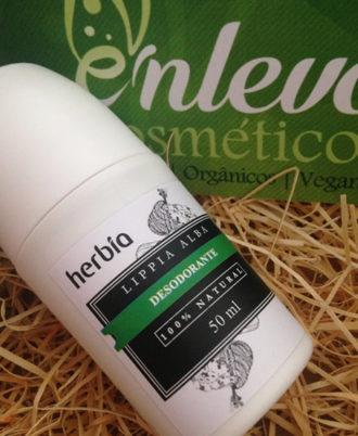 Desodorante Herbia Lippia Alba