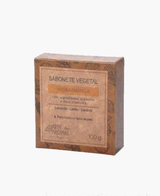 Sabonete Argila Amarela Arte dos Aromas