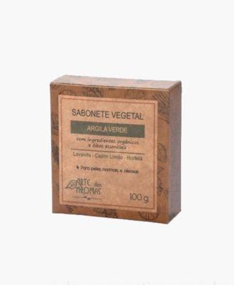 Sabonete Argila Verde Arte dos Aromas