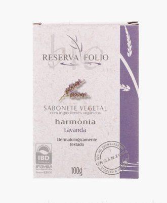 Sabonete Harmonia Reserva Folio