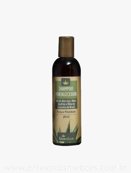 Shampoo Fortaceledor Live Aloe