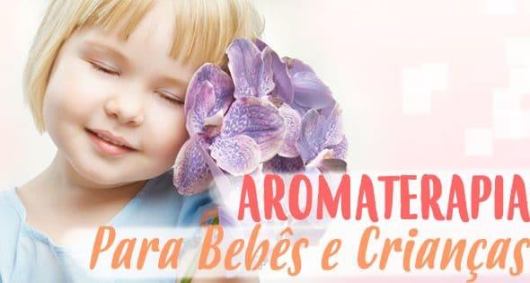 Aromaterapia bebês