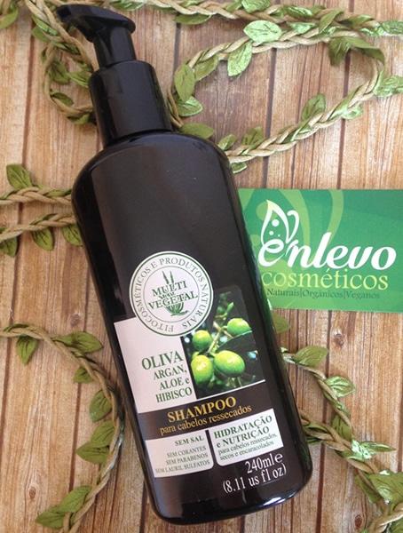 shampoo oliva